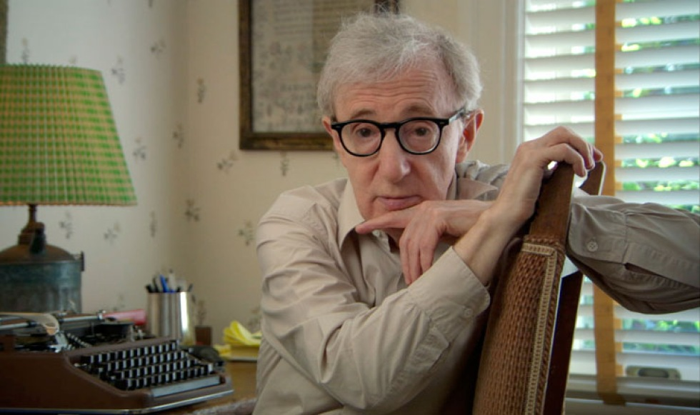 Woody Allens 10 favoritfilmer