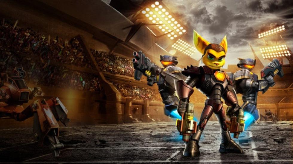 Ratchet: Gladiator HD på gång