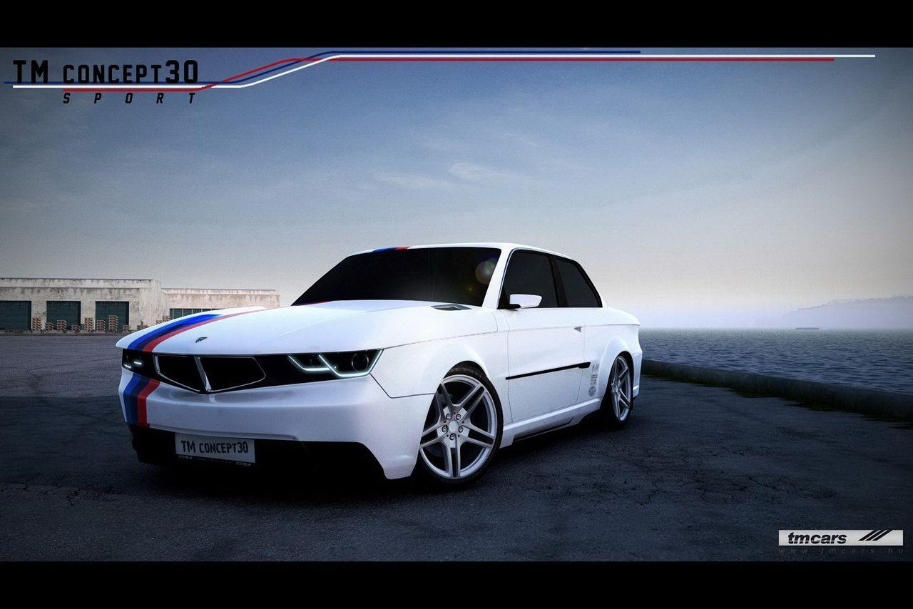 TMCars förvandlar din gamla BMW E30 till det här