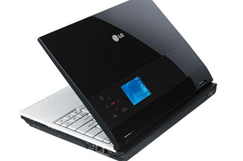 LG-laptop med Side Show snart här