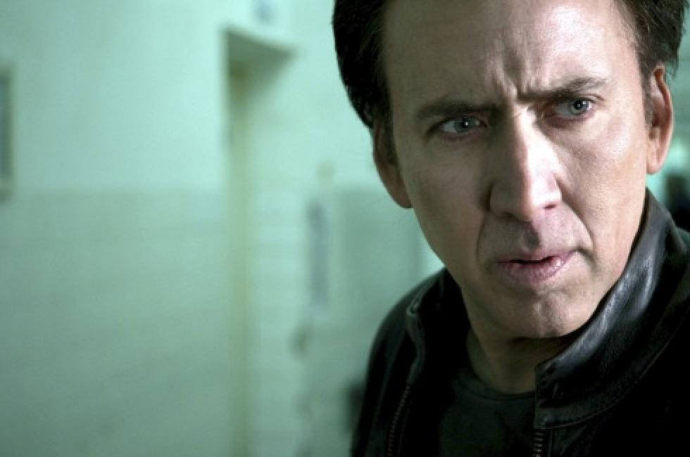 Nicolas Cage är sen med filmhyran