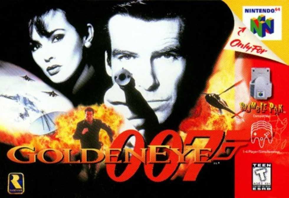 En postmortem av GoldenEye 007