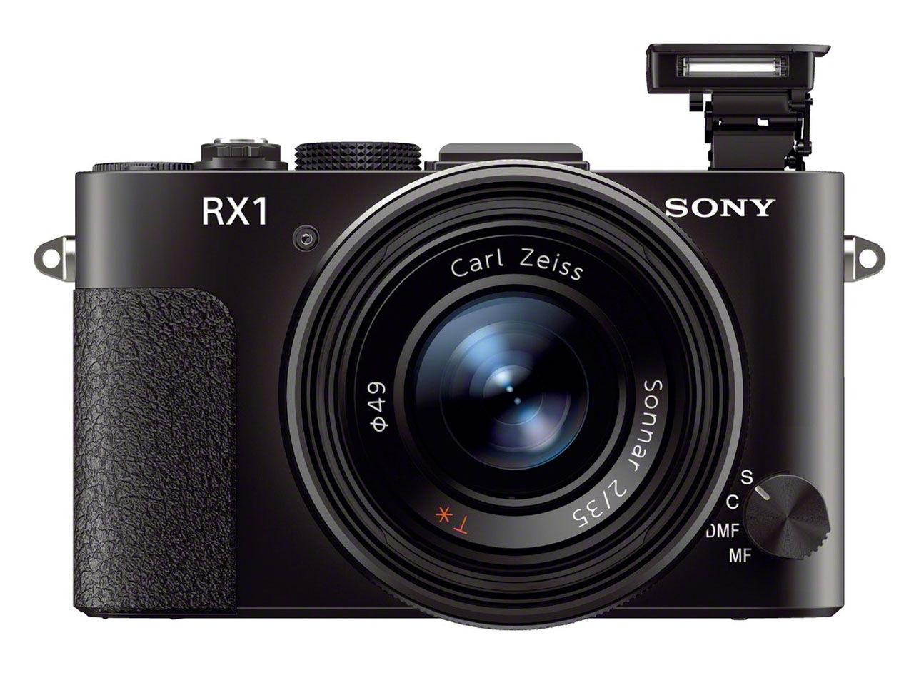 Sony lanserar kompaktkamera med 35mm-sensor