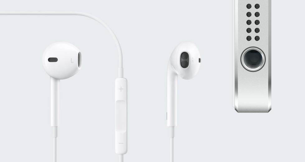 EarPods - de nya in-ear-lurarna från Apple