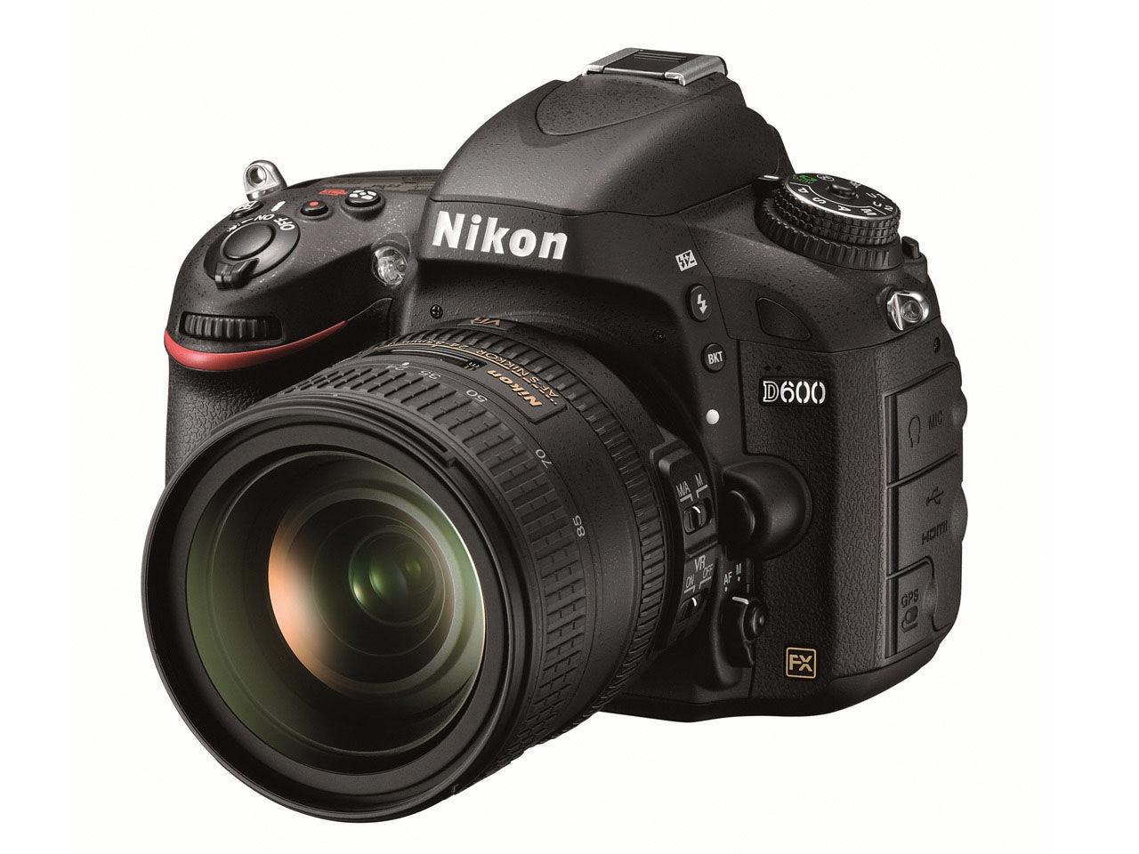 Nikon D600:
