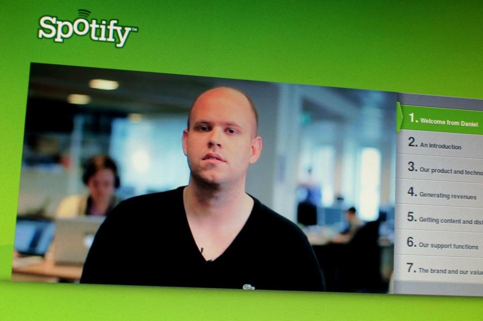 Spotify-Daniel får KTH:s stora pris