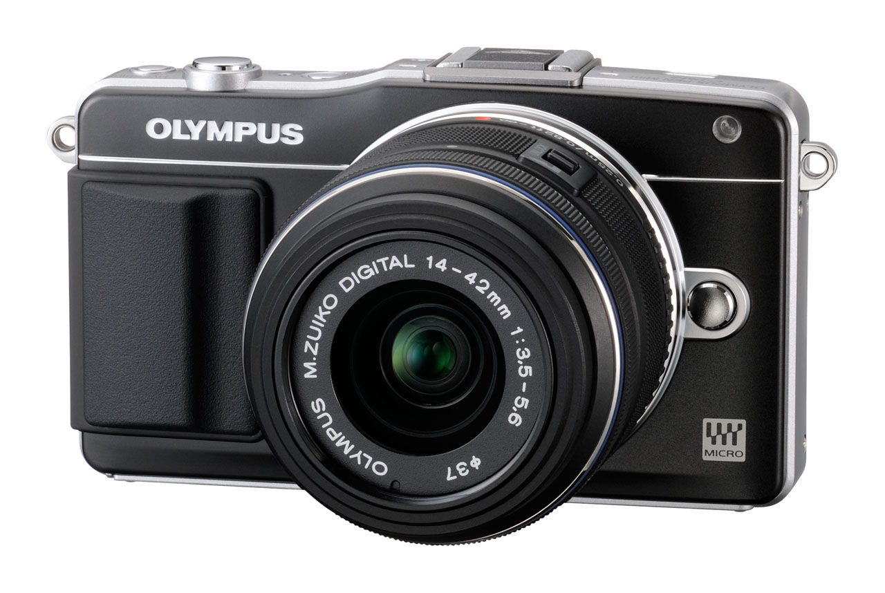 Olympus släpper nya PEN-kameror