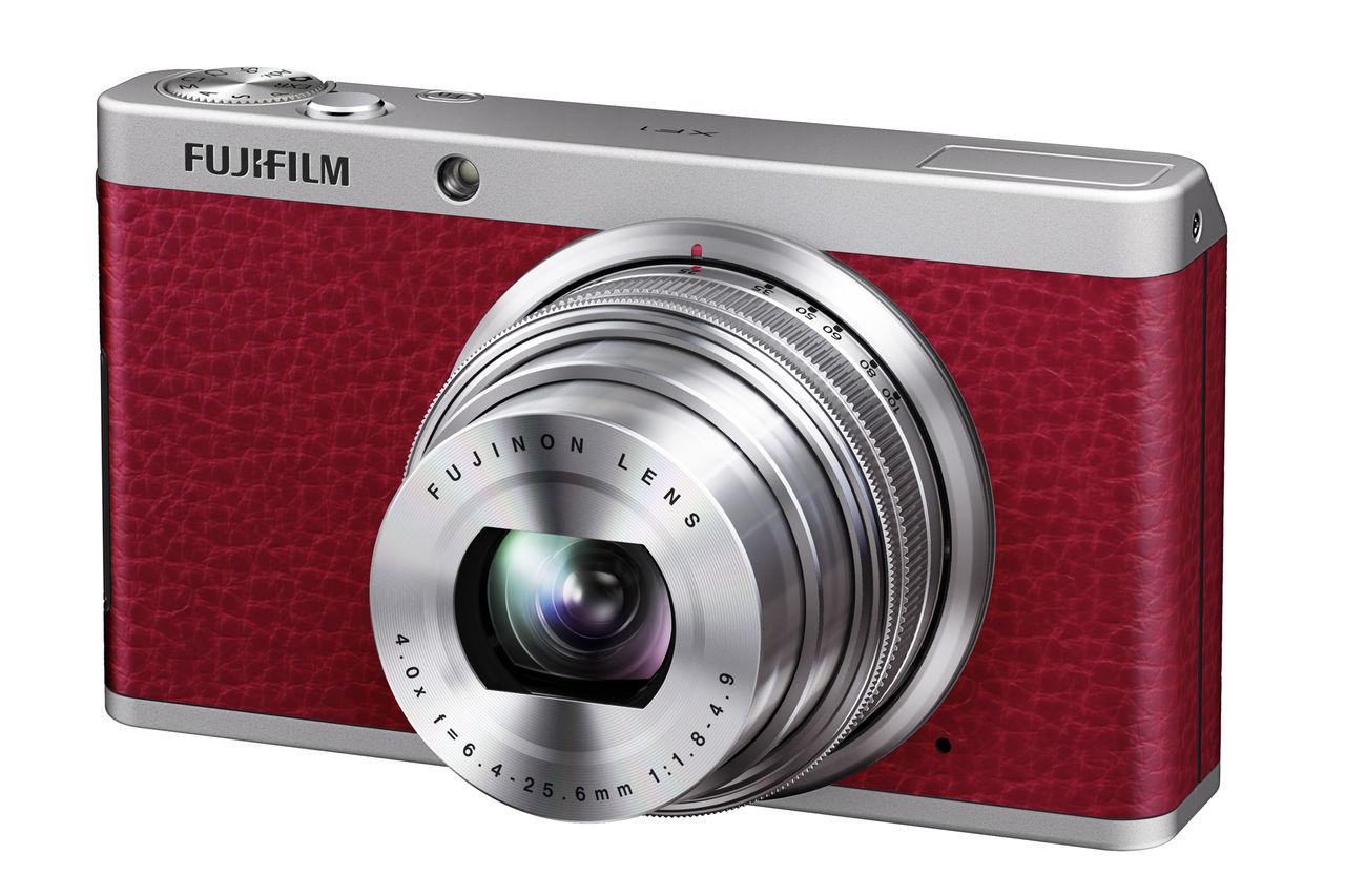 Fujifilm släpper retro-kompakt