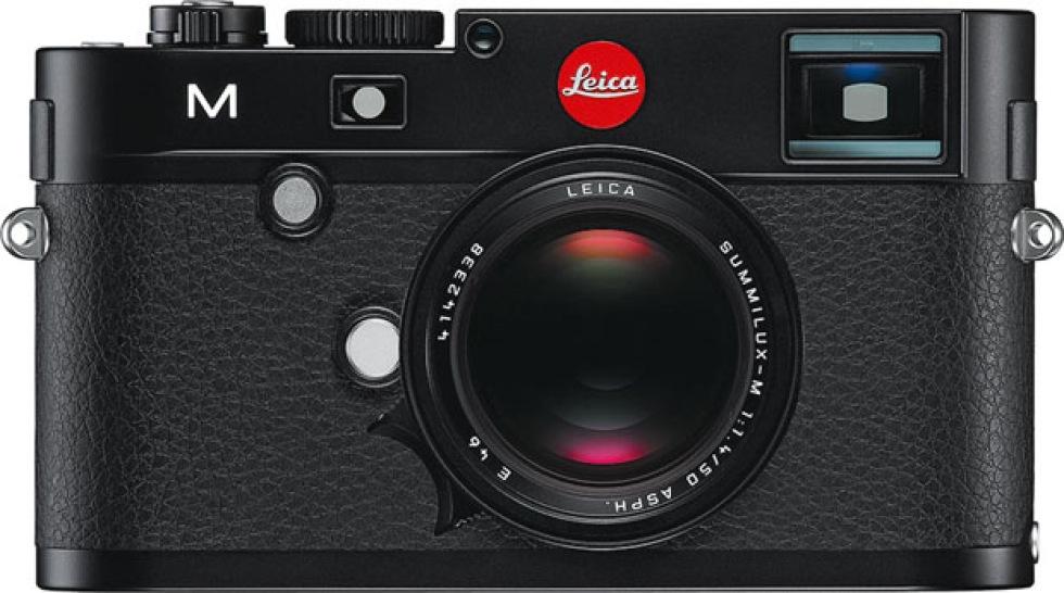 Leica släpper uppföljare på M9 vid namn Leica M