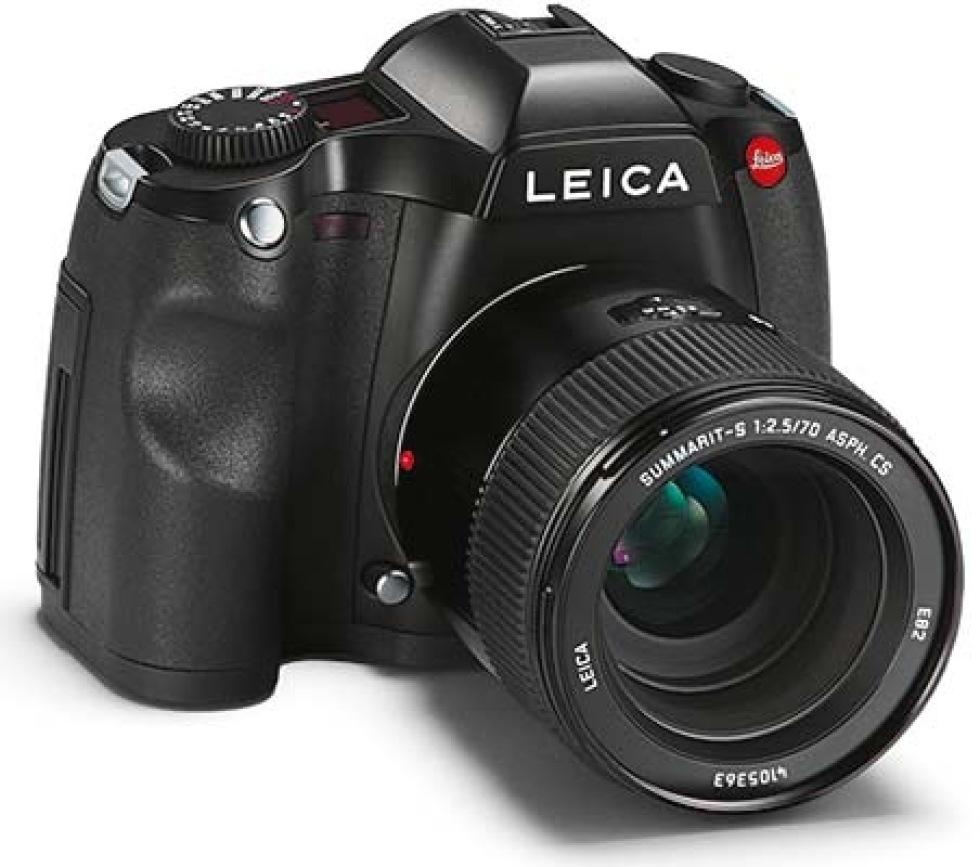 Leica uppdaterar sin mellanformatskamera