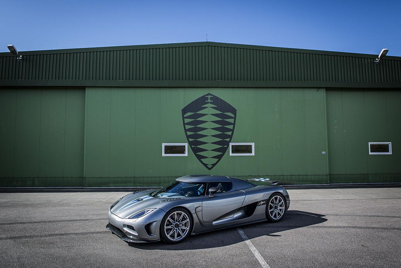 Jag har hälsat på hos Koenigsegg i Ängelholm