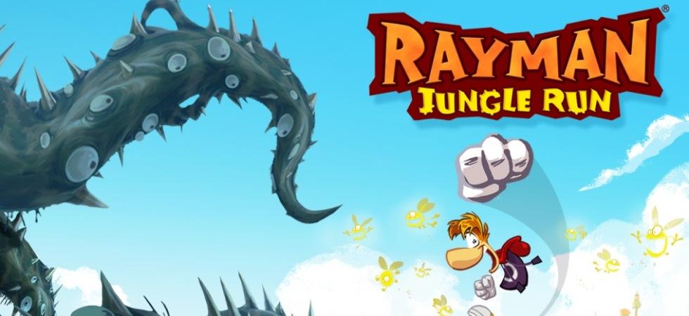 Rayman Jungle har svingat sig in på App Store
