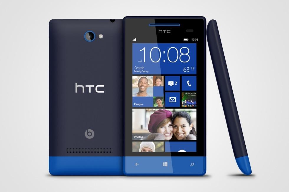 HTC presenterar två signaturmodeller för Microsoft