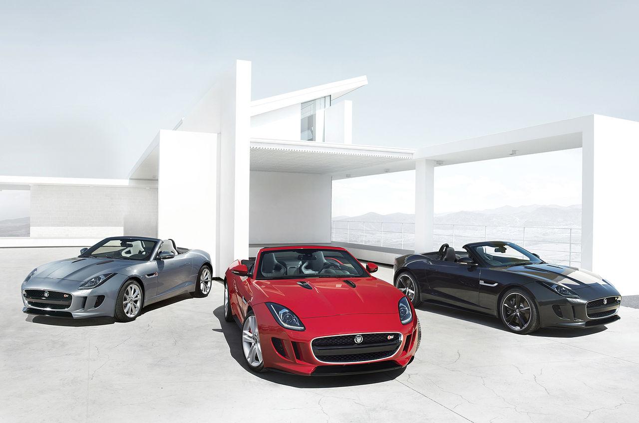 Så här ser Jaguar F-Type ut