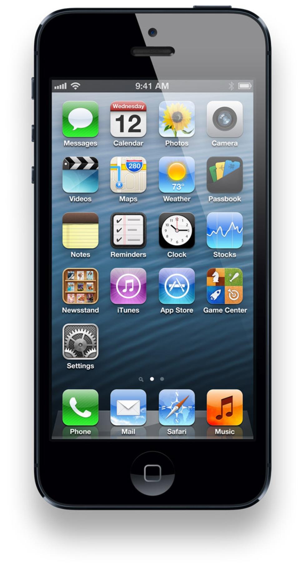 Så mycket kostar iPhone 5
