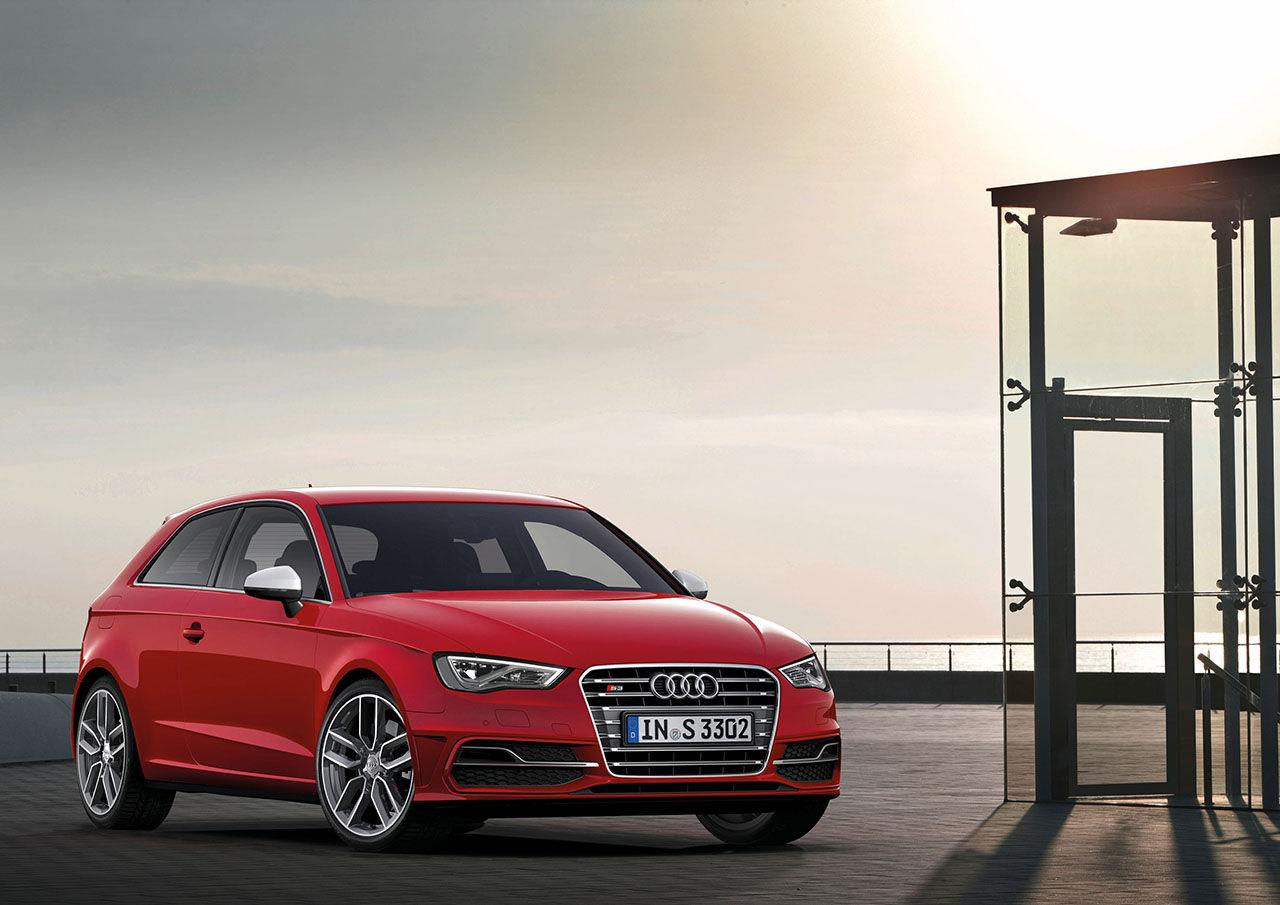 300 hästar i nya Audi S3