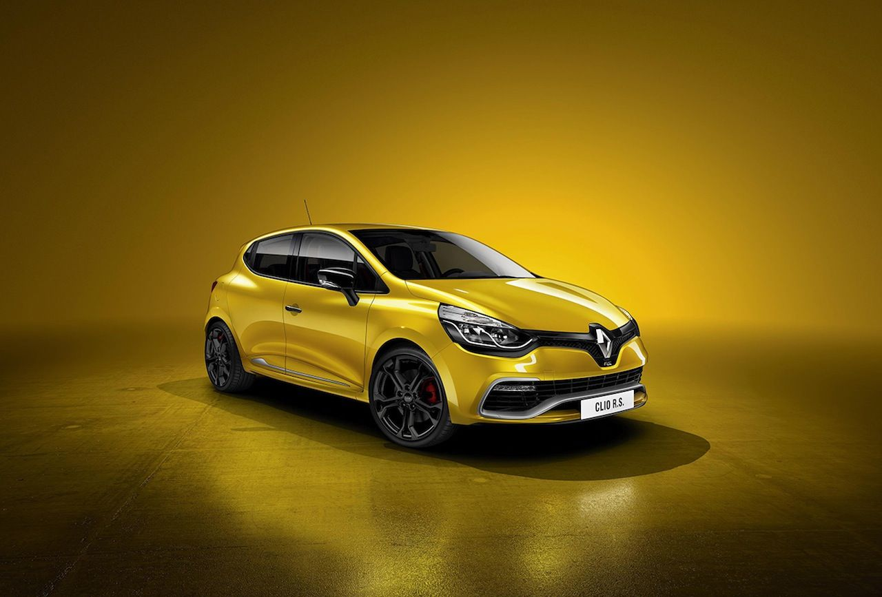 Det här är nya Renault Clio RS