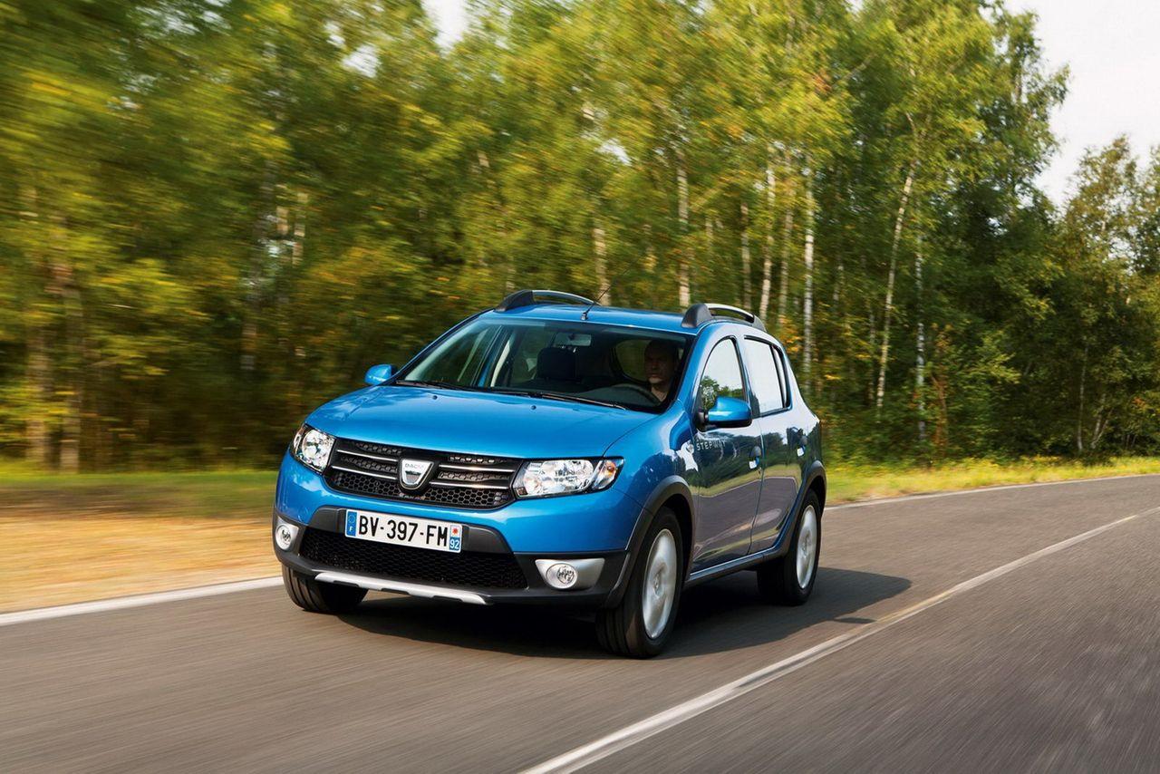 Triss i nyheter från Dacia
