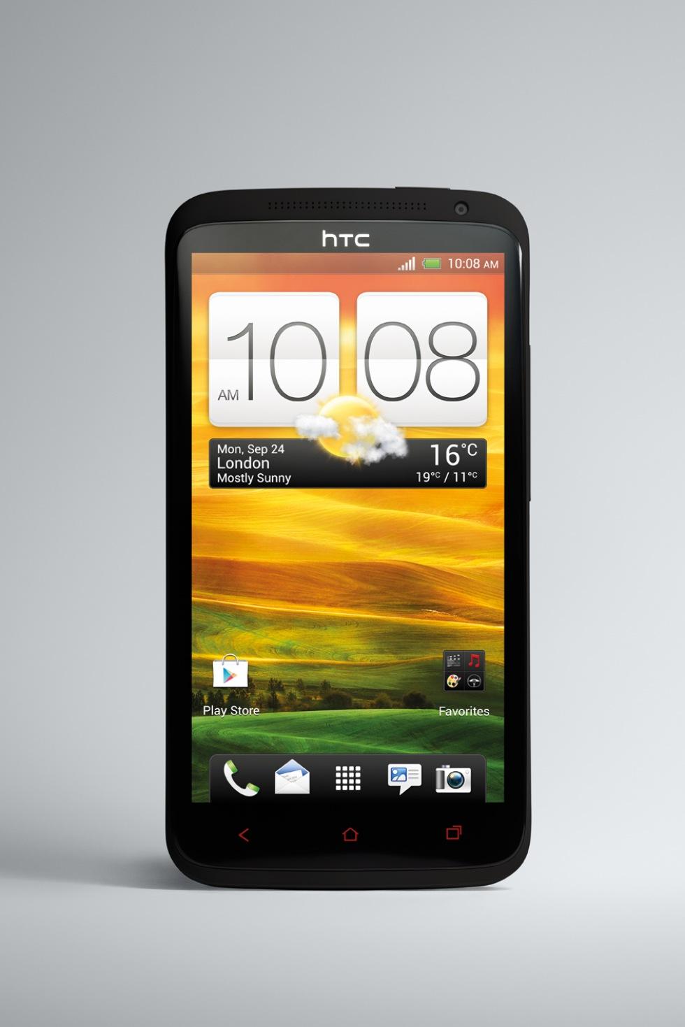 HTC uppdaterar One X till One X+
