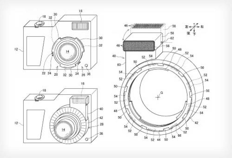 Ringblixt till kompaktkameran?
