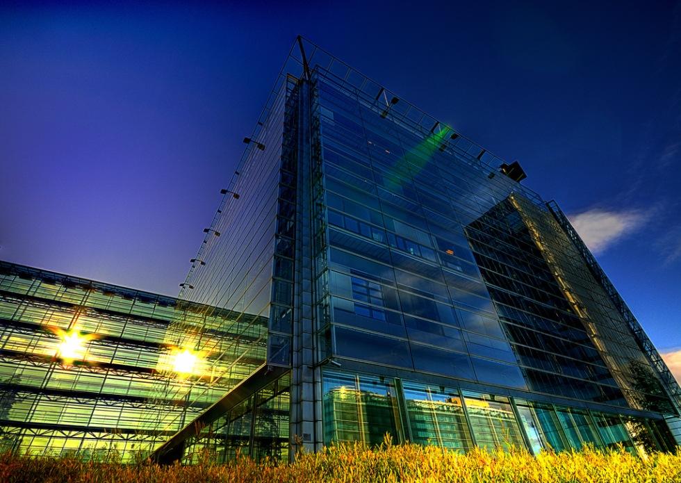 Nokia vill sälja sitt huvudkontor i Esbo