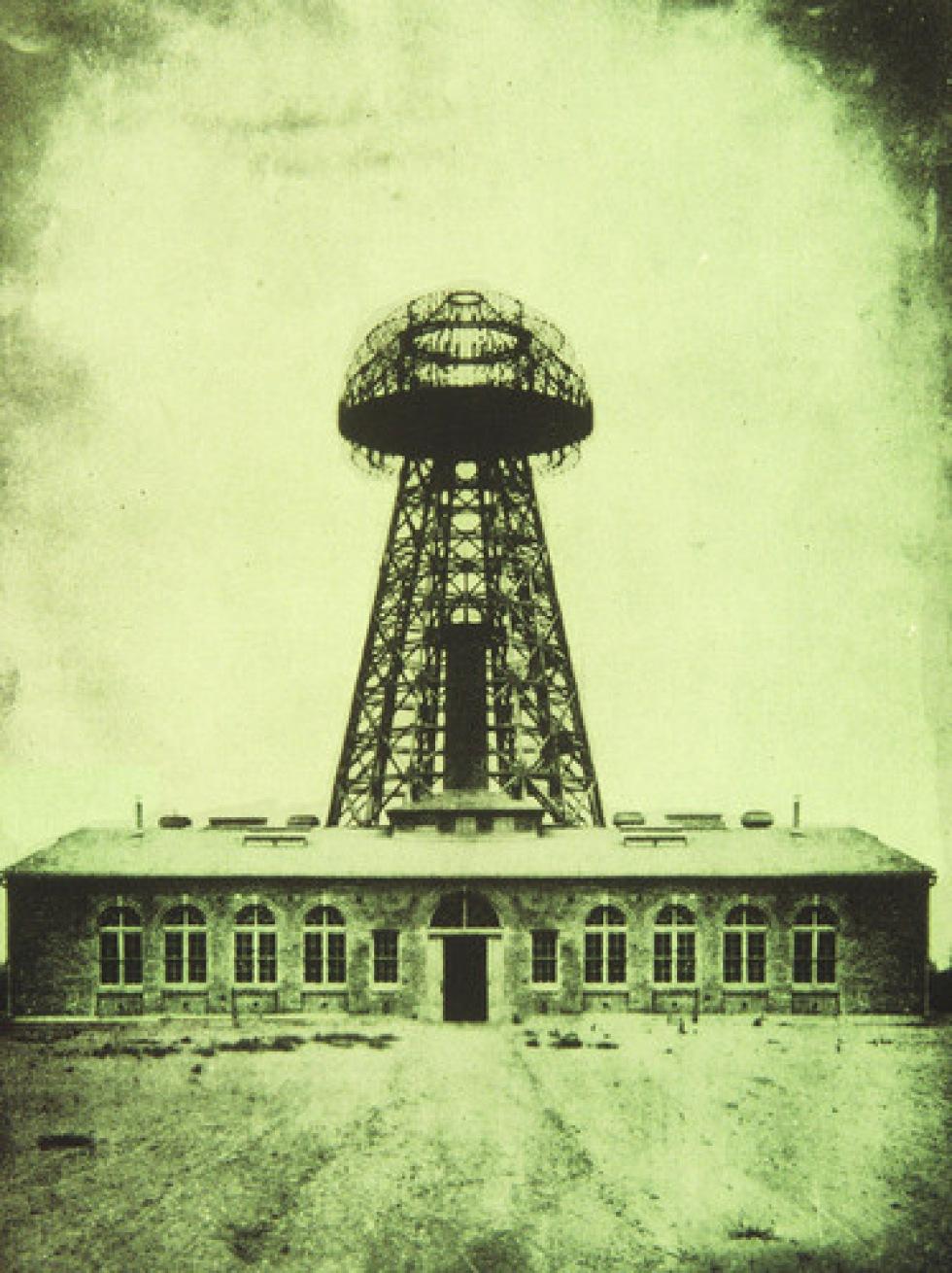 Mark för ett Tesla-museum nu inköpt