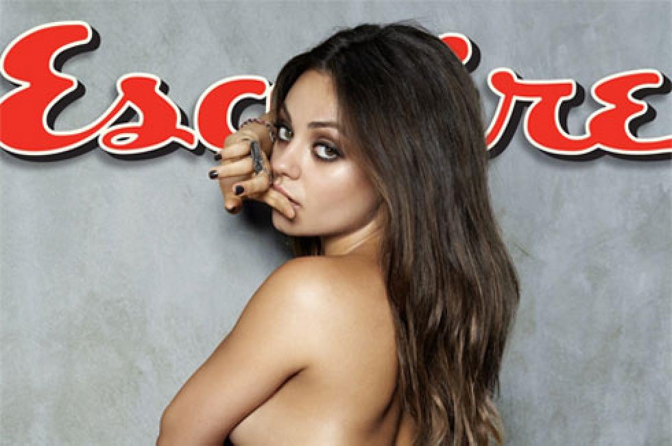 Mila Kunis är sexigast i världen