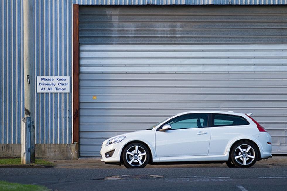 Volvo slutar tillverka C30