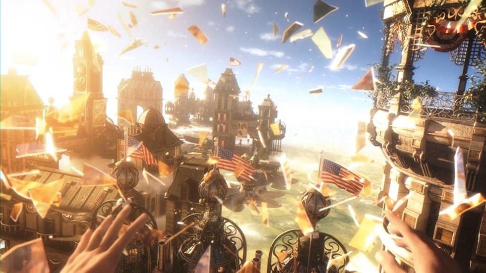 Förhandsboka Bioshock Infinite och få ett extraspel