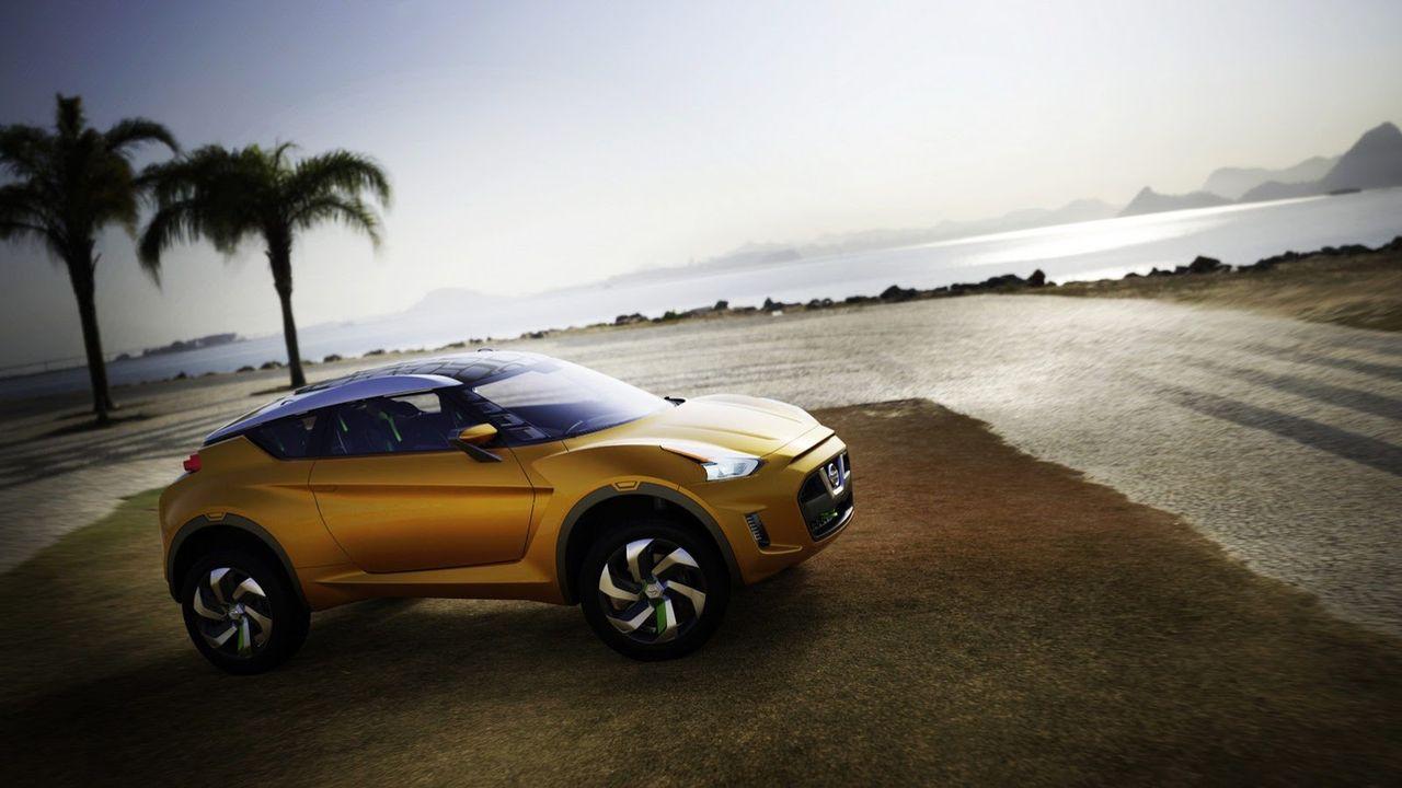 Extrem - ny konceptbil från Nissan