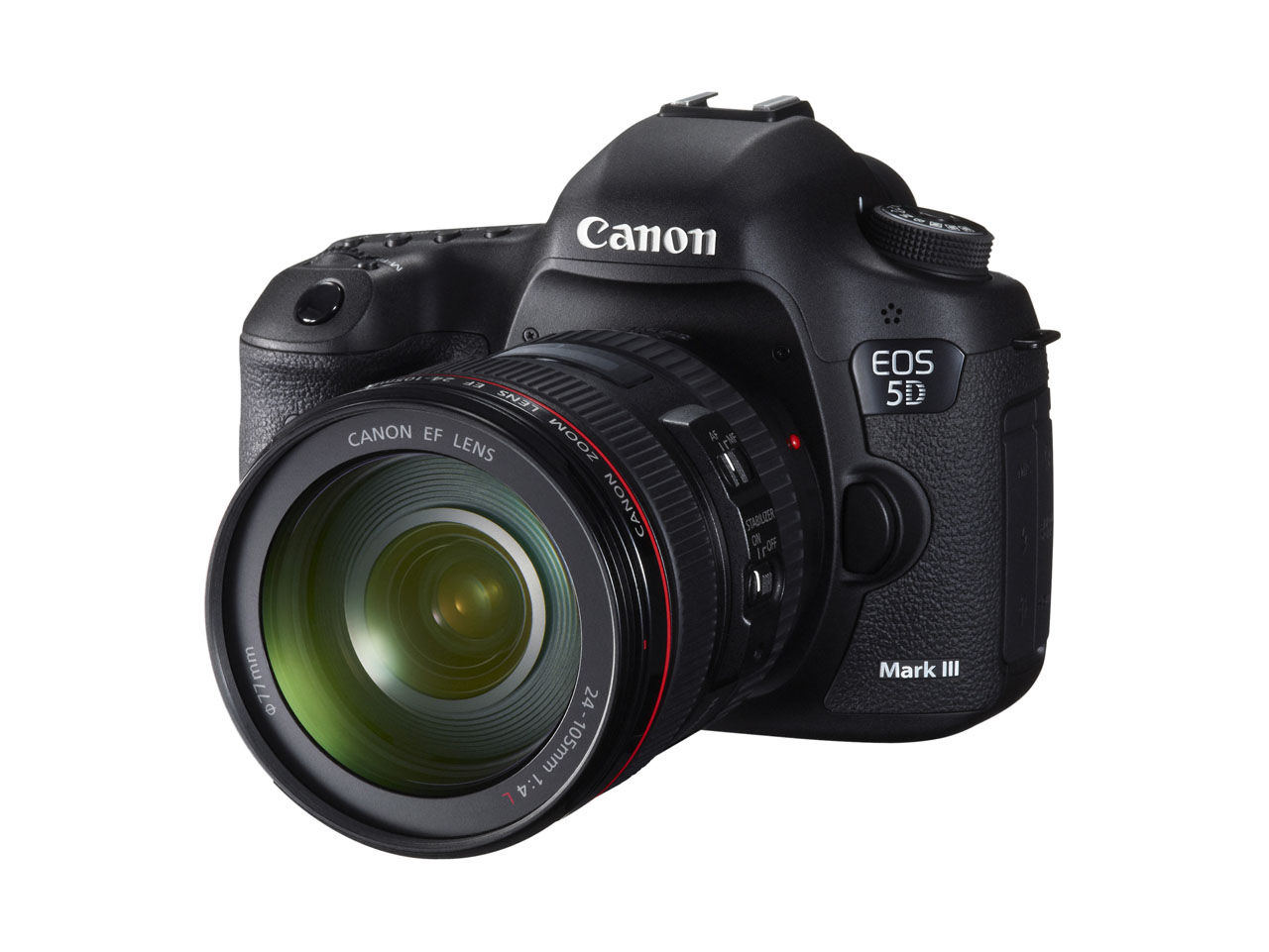 Canon uppdaterar firmware i 5D Mk III