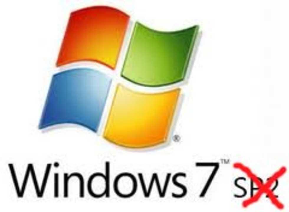 Windows 7 får inget mer servicepaket
