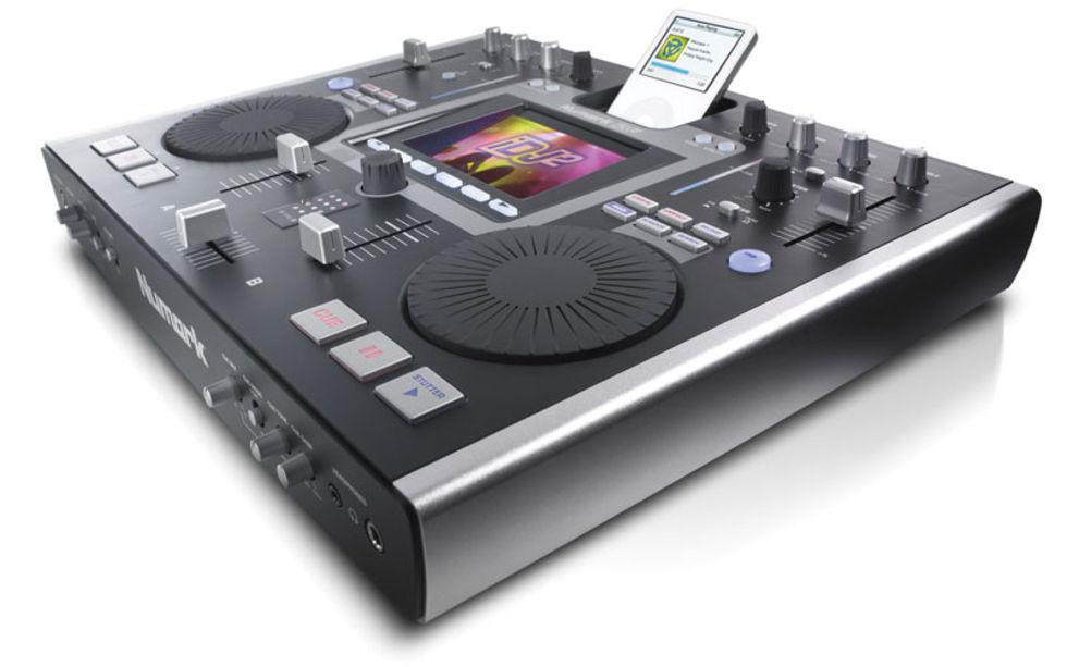 iPod-mixer får färgskärm
