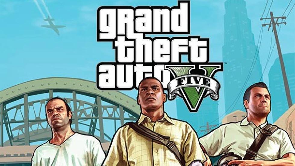Ny Grand Theft Auto V-information