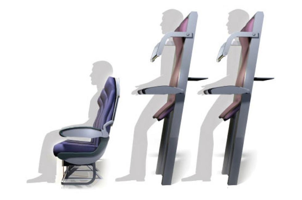 Ryanair vill skippa säkerhetsbälten på flyget