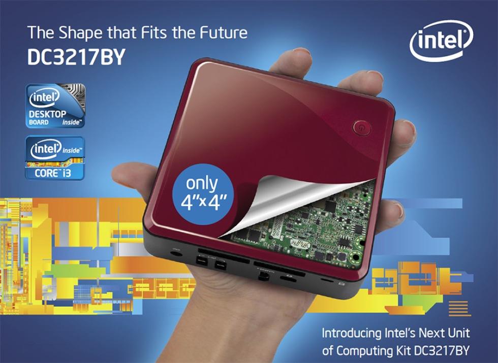 Intel börjar sälja NUC i december