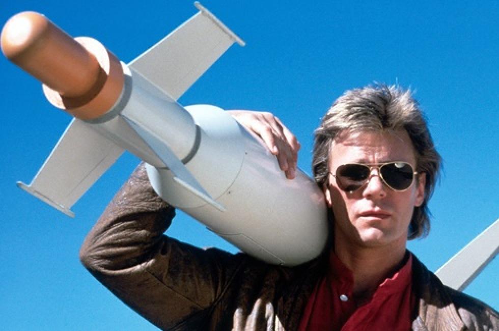 James Wan tar MacGyver till bioduken