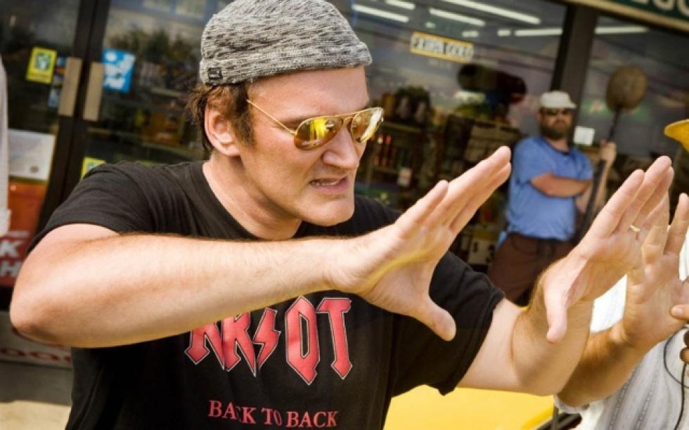 Tio filmer räcker för Tarantino