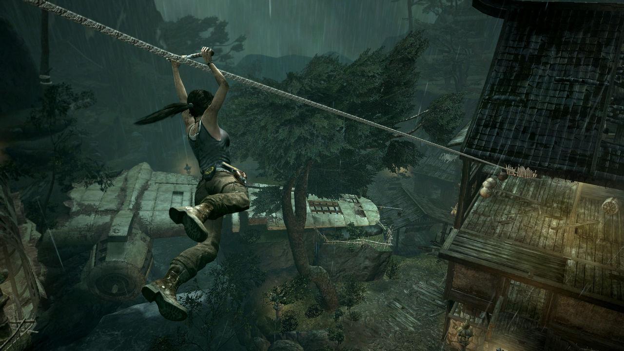 Tolv nya bilder från Tomb Raider