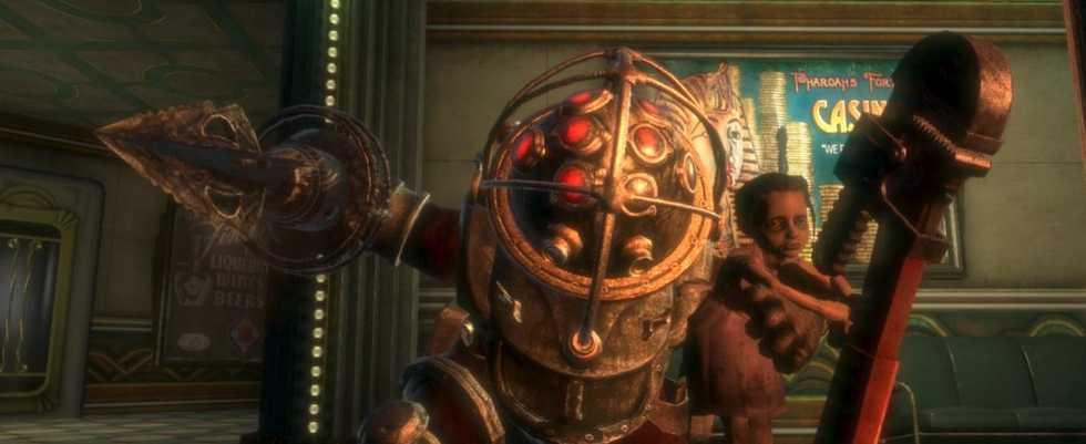 Inget BioShock med BioShock Infinite
