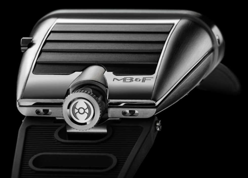 MB&F HM5 - Lamborghini-inspirerad klocka