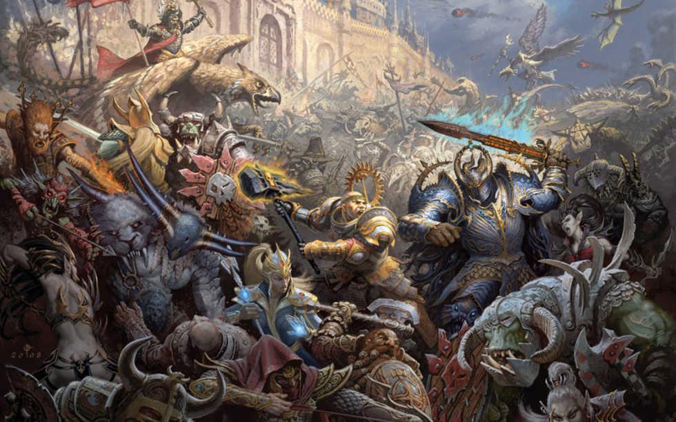 Creative Assembly får Warhammer-licens. Spännande! | Feber / Spel