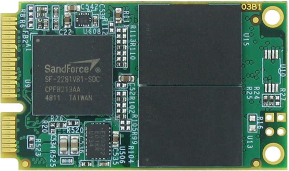 Mushkin Atlas 480 GB mSATA