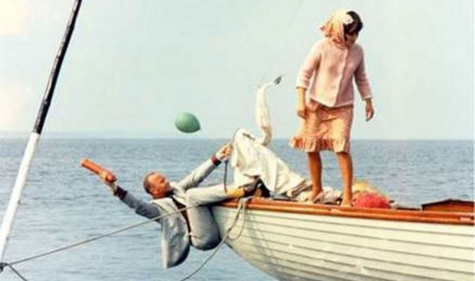 Sveriges roligaste film korad