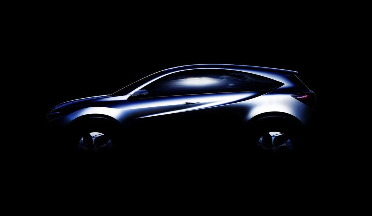 Nytt suv-koncept från Honda