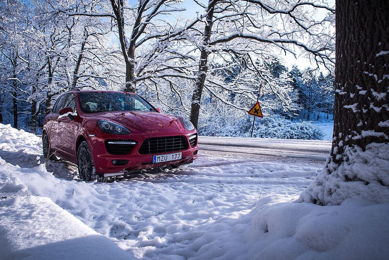 Porsche Cayenne GTS - Ötzis förstahandsval