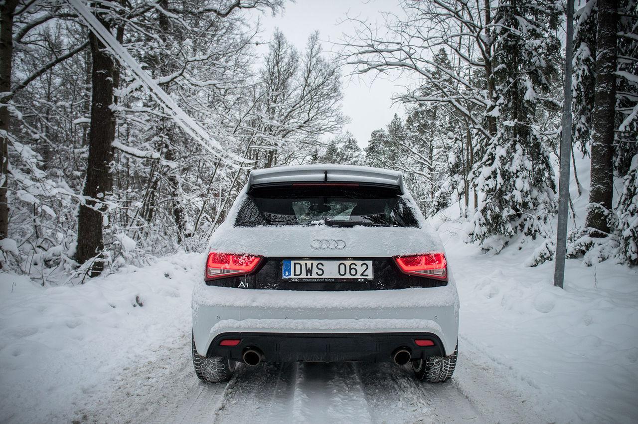Snö har aldrig tidigare varit så välkommet