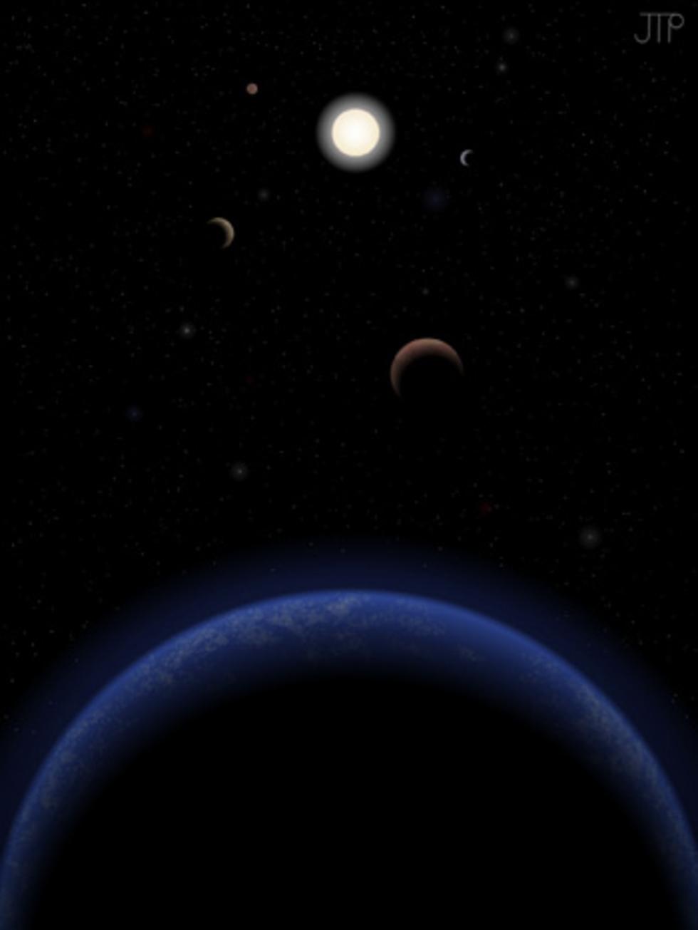 Jordlik planet upptäckt