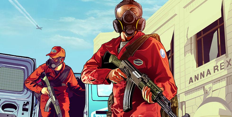 NRA: GTA och American Psycho orsaker till dödsskjutningar