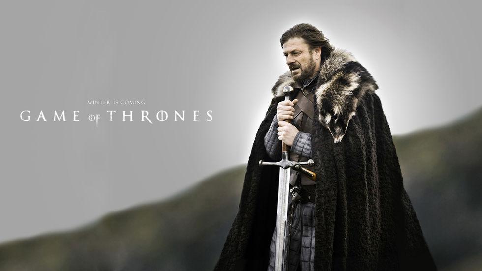 Game of Thrones mest nedladdade TV-serien 2012